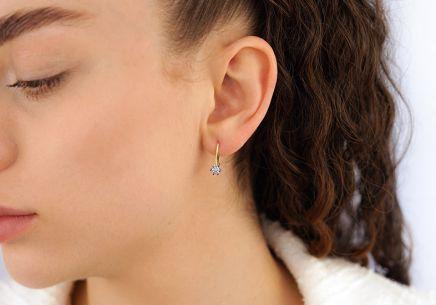 0d550715d Zlaté náušnice dámské, Pearl, Sense, Celebrity, Tokyo, pro ženy ...