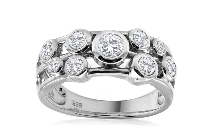 Diamantový prsten Rebekah IZBR267A