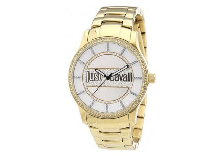 ... pozlacená nerezová ocel · Dámské hodinky Just Cavalli JC17253127506 041c06dbcf