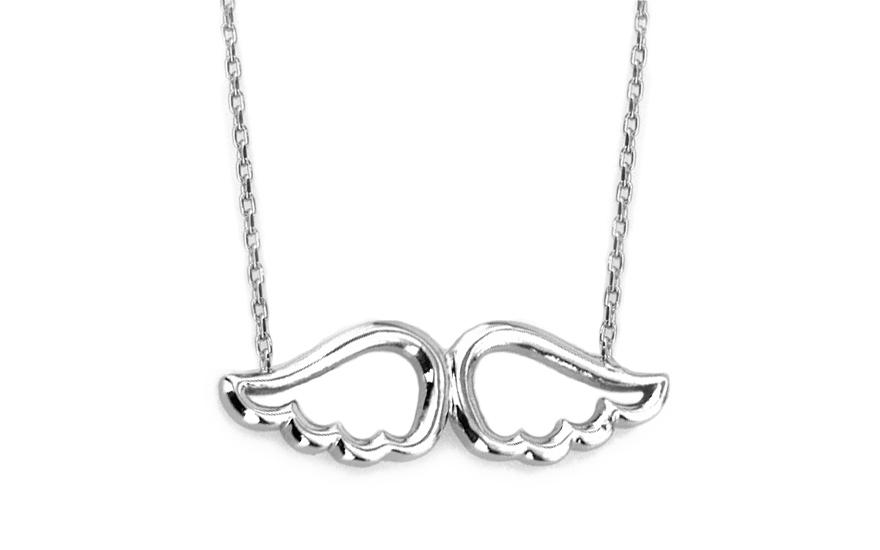 Náhrdelník Andělská křídla IZ4132