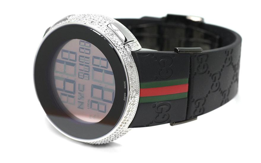 52c14418b Pánské hodinky Gucci Digital YA114207, pro muže (YA114207) | iZlato24.cz