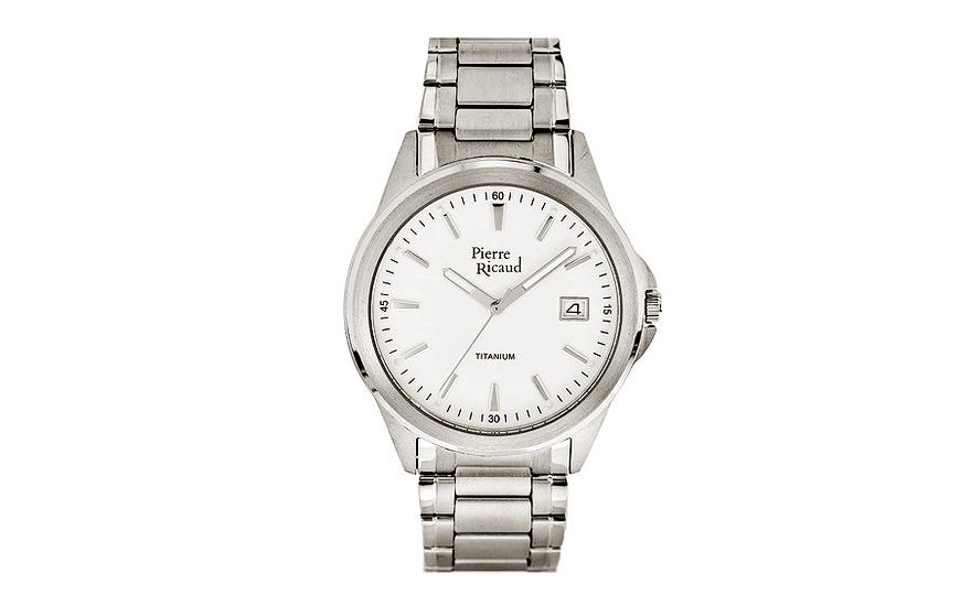 8e74f21194 Pánské hodinky Pierre Ricaud P168484113Q