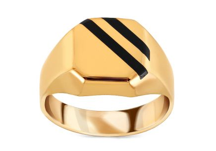 Panske Zlate Prsteny Pro Muze Izlato24 Cz