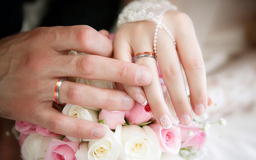 Snubní prsteny s brilianty s 0,020 ct RYOB269