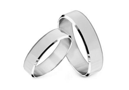 Snubni Prsteny Z Bileho Zlata Izlato24 Cz