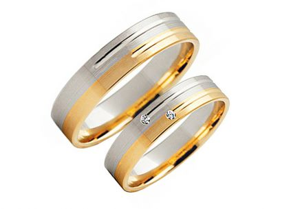 Snubni Prsteny S Diamantem Izlato24 Cz