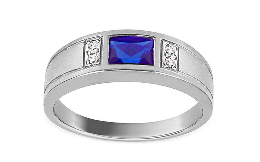 Zásnubní prsten Isar white CSRI1072AB
