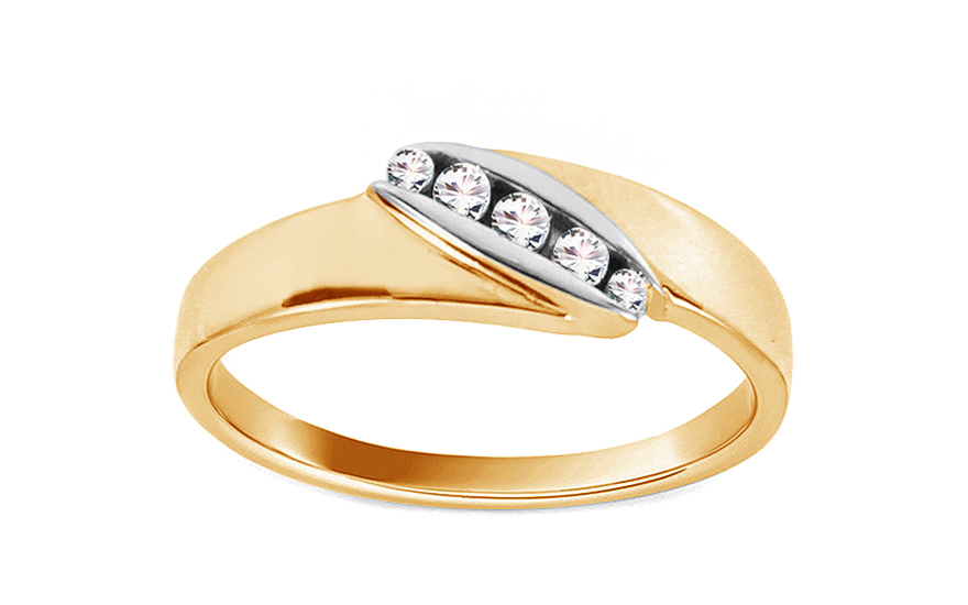 Zásnubní prsten Pretty 3 CSRI2082
