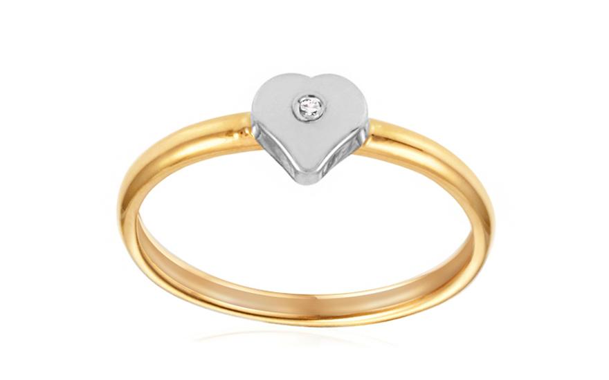 Zásnubní prsten s 0,0050 ct briliantem Jasmina IZ6804