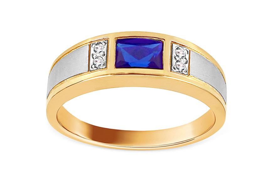 Zásnubní prsten Isar CSRI1072B