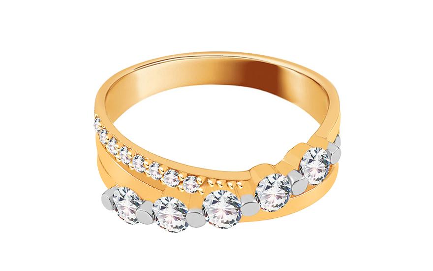 Zásnubní prsten BARBARA 4 CSRI749