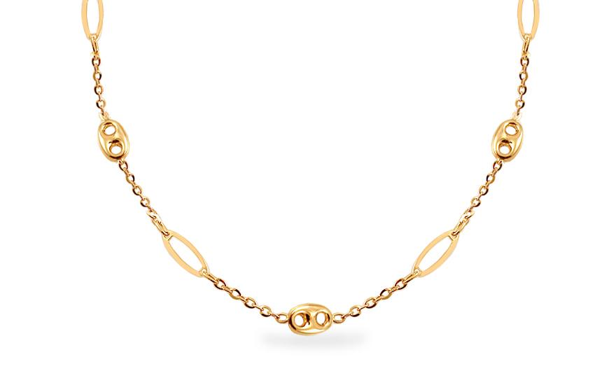 Zlatý náhrdelník Zacary IZ12748