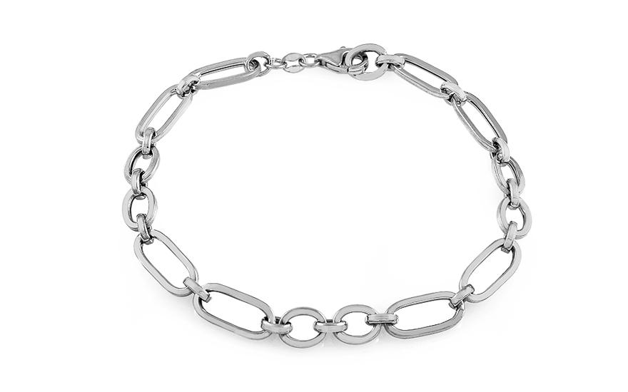 Zlatý náramek Chain IZ1762