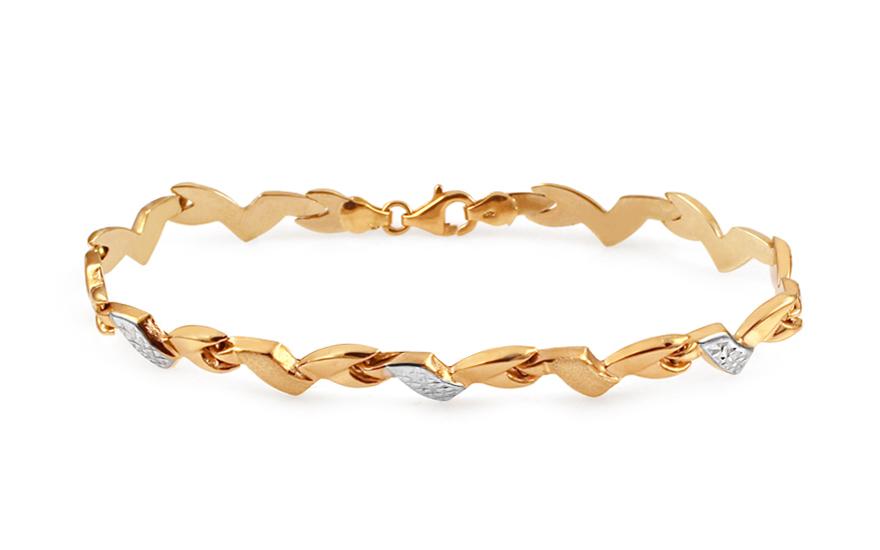 Zlatý náramek Lorelei IZ6656