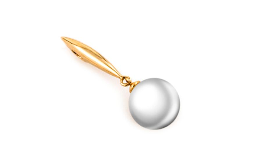 Zlatý perlový přívěsek Talisa PE149P